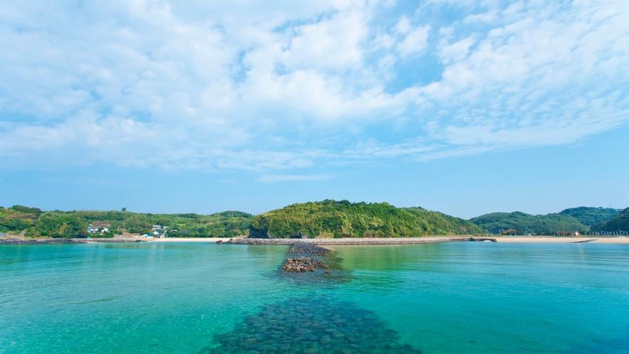 *【観光】ツインズビーチ