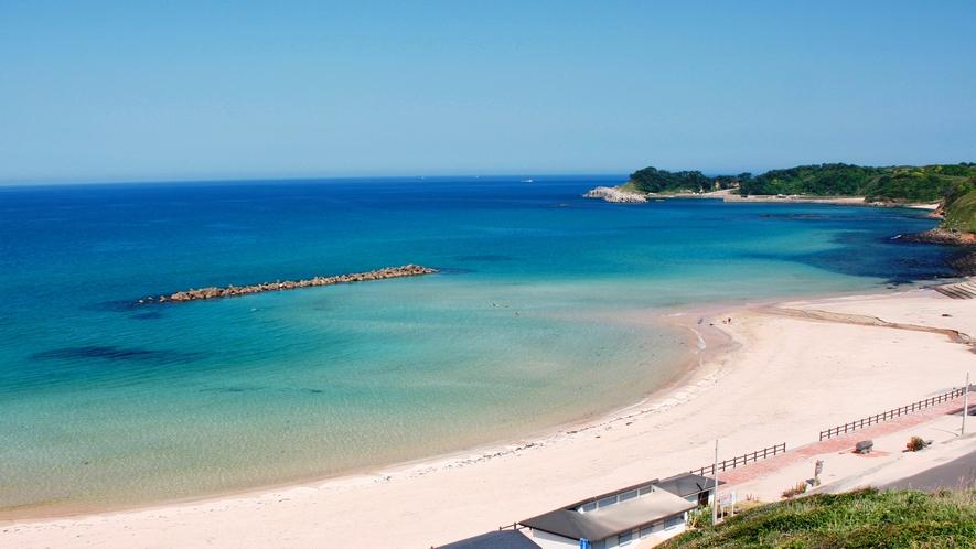 *【観光】清石浜海水浴場