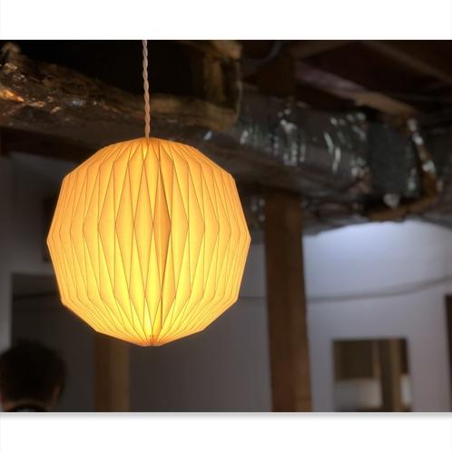 館内ライト