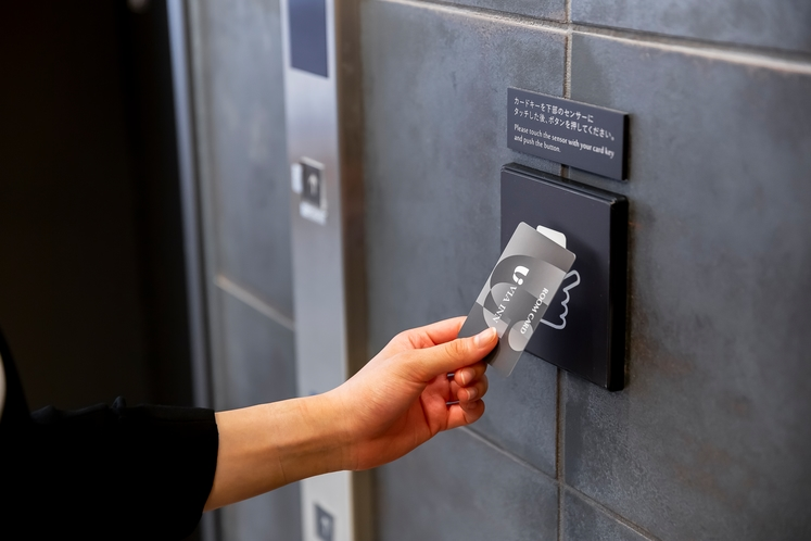 【3階 エレベーター】