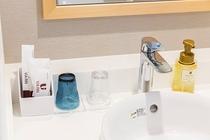 【洗面台】アメニティ