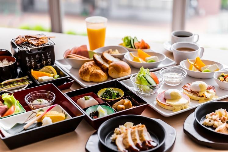 【ご朝食】当館の朝食について