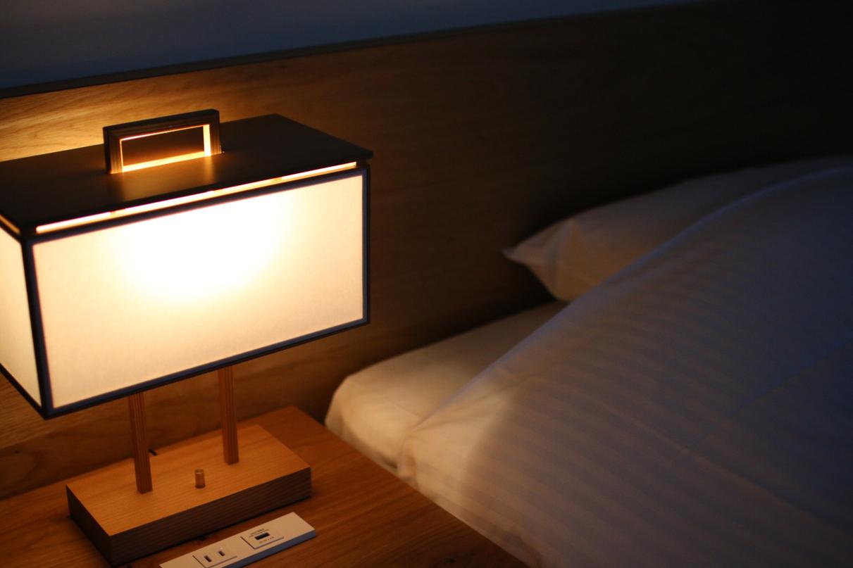 客室行燈(バンク6にはございません)