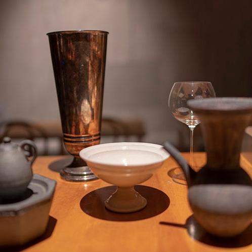 coffee and wine ushiro