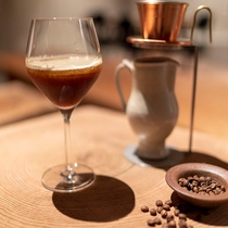 coffee and wine ushiro 自家焙煎コーヒー