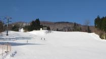 女鹿平スキー宿泊プラン