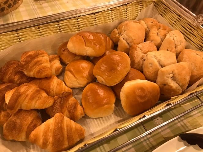 パンもございます。