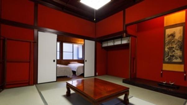 金澤町家1棟貸(※ギャラリーとの共用スペースあり)