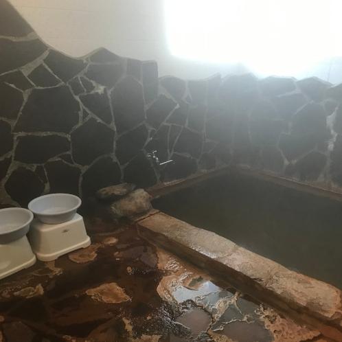 美肌の湯 源泉かけ流しの天然温泉