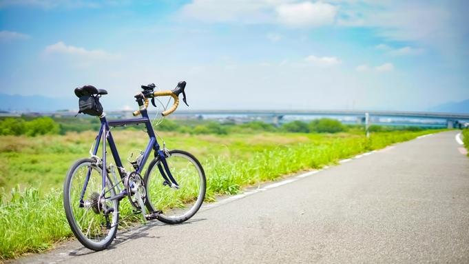 【素泊】ロードバイクツーリスト大歓迎☆大切な自転車も館内で保管♪電動フロアポンプも置いてます!