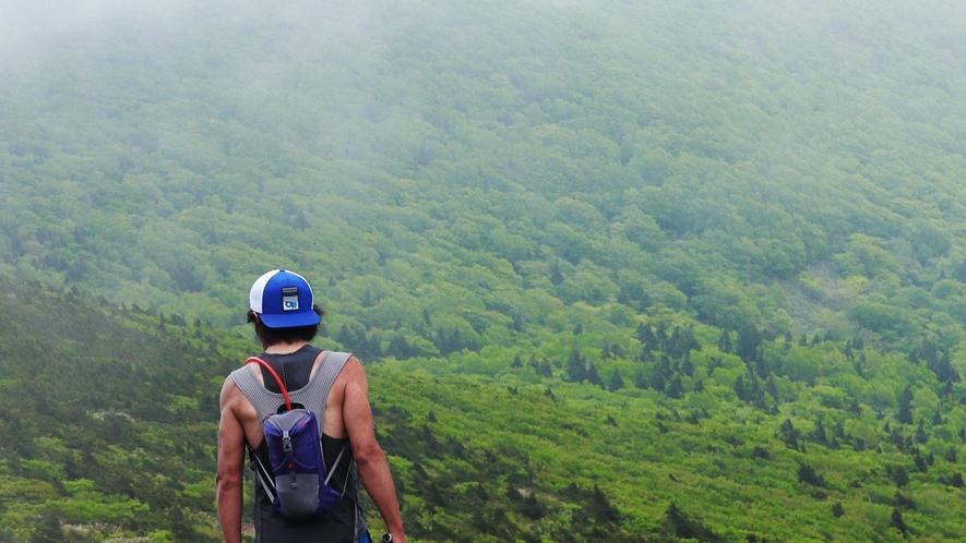 【トレイルランニング】安達太良山を駆け抜けろ!澄んだ空気、絶景、マイナスイオンを楽しもう♪