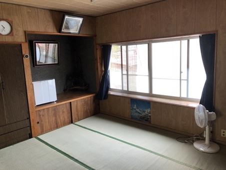 和室8畳×2部屋