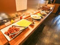 ■朝食の一例