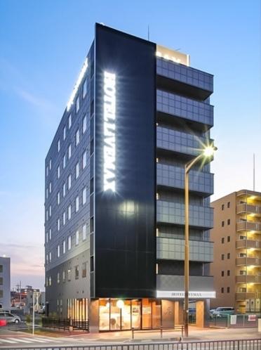◆ホテルリブマックス愛知豊田駅前 外観◆