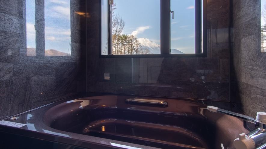 プチスイート―ホテル仕様のユニットバス(ジェットバス付)