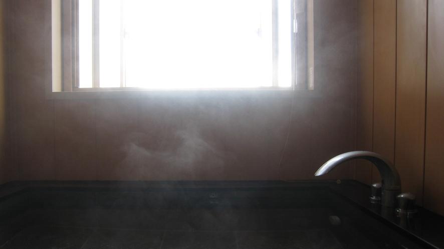 和モダンルームの24時間風呂