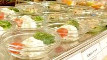 ■サラダコーナー