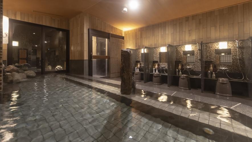 ■男性大浴場 内湯 40~42℃