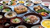 ■朝食各種メニュー(イメージ)
