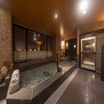 ■男性大浴場内湯