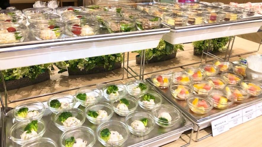 ■サラダコーナー(イメージ)