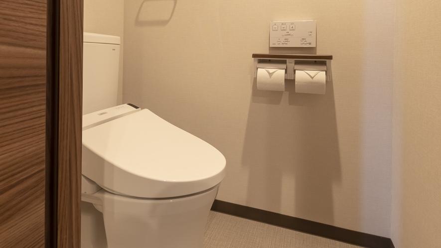 ■客室トイレ