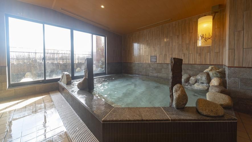 ■女性大浴場 内湯 40~42℃