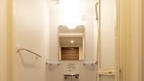 ■客室シャワーブース