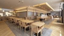 ■朝食会場~HATAGO~