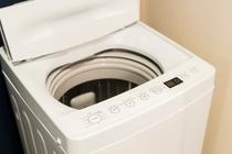 全部屋洗濯機が備え付け