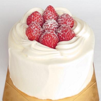 【Anniversary】お誕生日や記念日にケーキでお祝い♪♪(朝食付き)