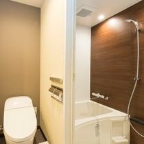 お風呂とトイレは分かれております