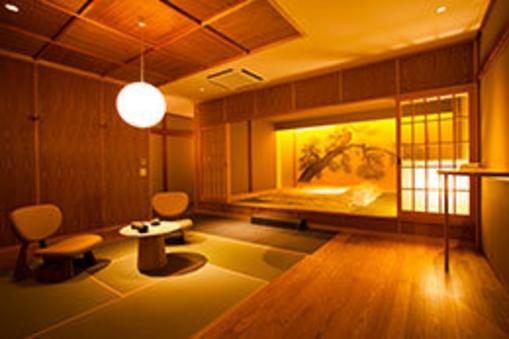 松の画で大奥気分!癒し空間 特別室【橡】(2名専用客室)