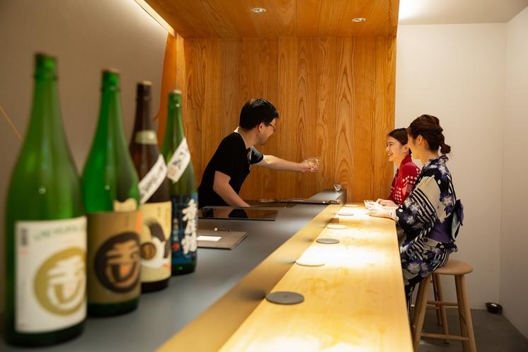 日本酒バー 瑞