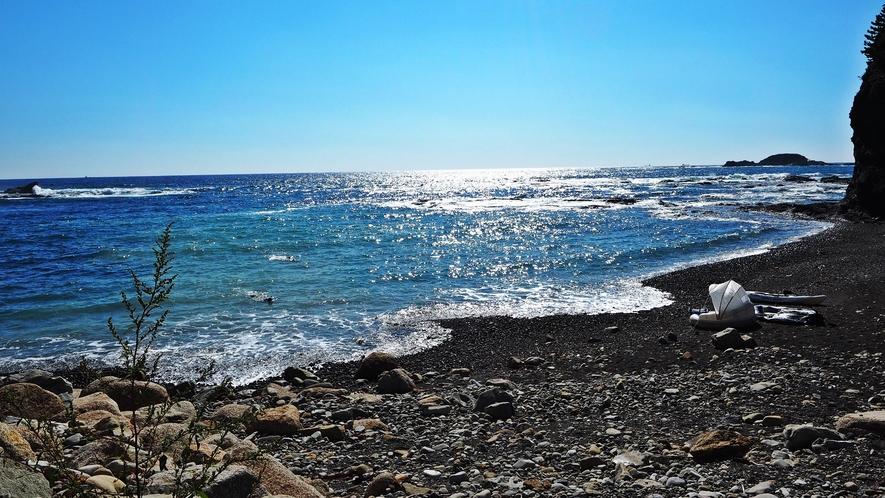 *【ビーチ】たっぷり海を満喫できるマリンスポーツをご用意しております