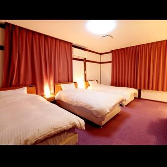 ■【客室】洋室〜プライベートに楽しむ天然温泉〜