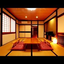 ■【客室】民芸調の和室