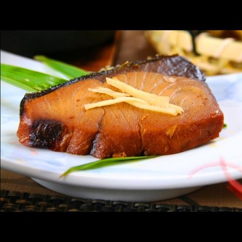 ■【夕食】焼魚