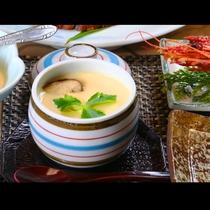 ■【夕食】茶碗蒸し