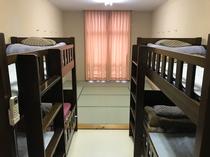宿泊室(ドミトリー)