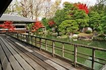 【京都の庭園】東本願寺 渉成園