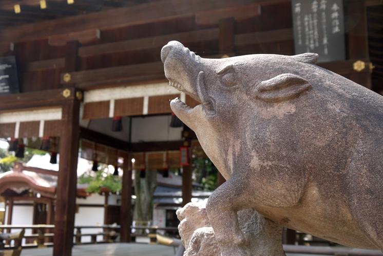 ◆護王神社◆