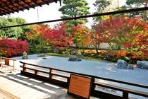 【京都の庭園】相国寺 開山堂