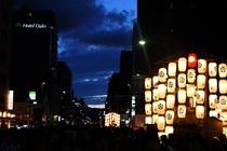 【夜の京都】祇園祭