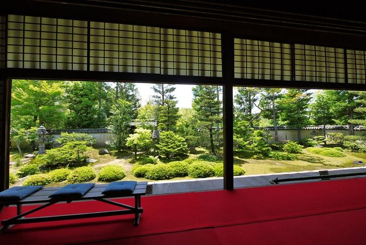 【京都の庭園】妙心寺 大雄院