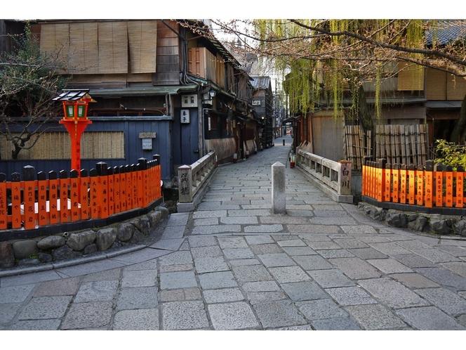 ◆観光◆祇園・辰巳大明神