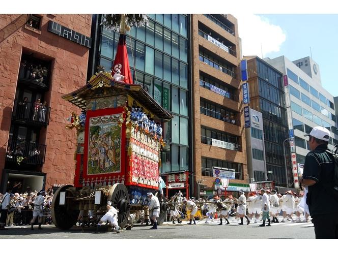 ◆観光◆京都祇園祭 山鉾巡行