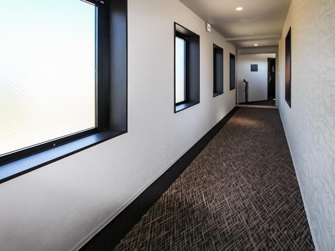 ◆客室フロア 廊下◆
