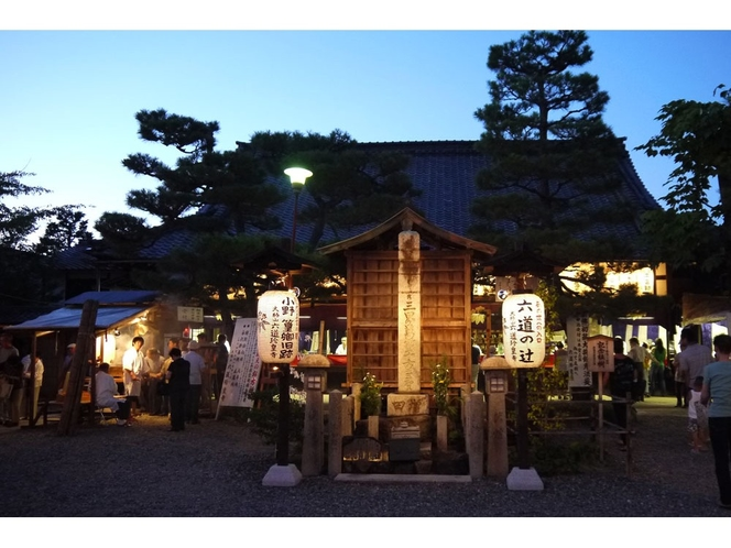 ◆観光◆六道珍皇寺