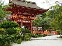 ◆観光◆上賀茂神社